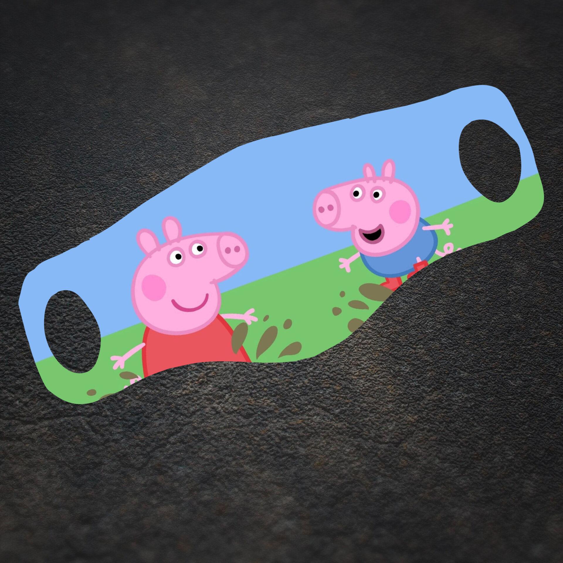 Peppa Pig Masks